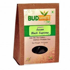 Assam Black Supreme Organic Whole Leaf Tea