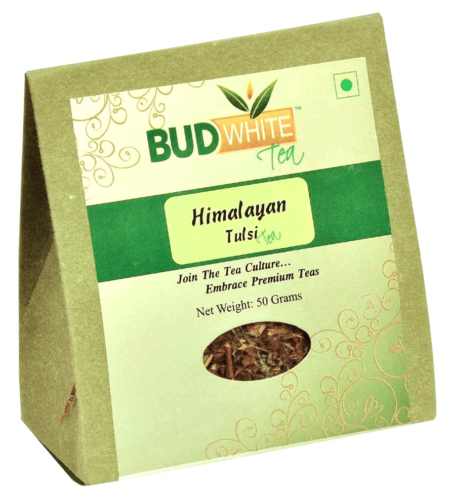 Himalayan Tulsi Organic Herbal Caffeine-Free Tea - 50 G Loose