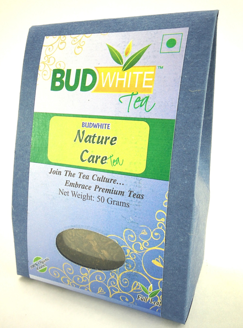 Nature Care Herbal Blend with Whole Leaf Organic Assam Black Tea