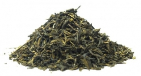 BLACK CURRANT GREEN TEA - 1 Kg.