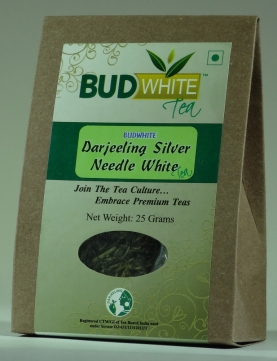 DARJEELING SILVER NEEDLE WHITE TEA